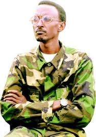 Image result for paul kagame soldier