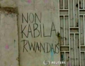 KABILA-RWANDA  - Reuters
