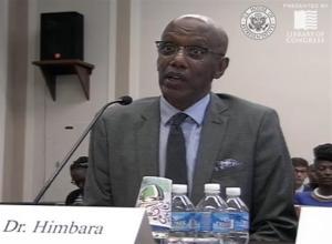 Dr. David Himabara