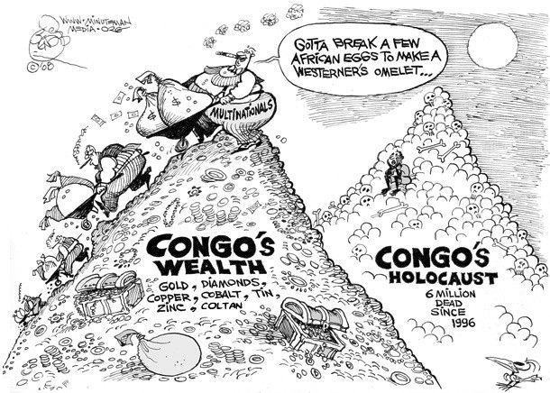 """THERE IS NO CONGO""? THERE IS CONGO FOR US, CONGOLESE!"