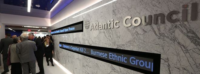 THE ATLANTIC COUNCIL