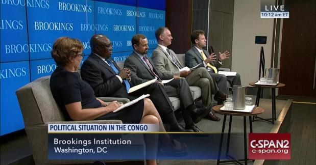 PRESIDENT OBAMA: FAILED BY US INTELLIGENCE AGENCIES AND EXPERTS ON AFRICAN GREAT LAKES AND THE DRC? EXHIBIT – BROOKINGS INSTITUTE